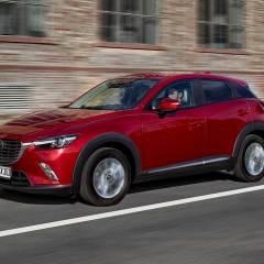 Mazda CX-3'ün fiyatı belli oldu