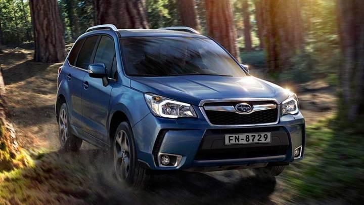 Subaru'dan dizel-otomatik Forester geliyor