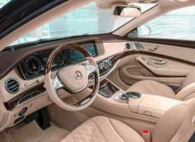 MERCEDES-MAYBACH S-SERİSİ