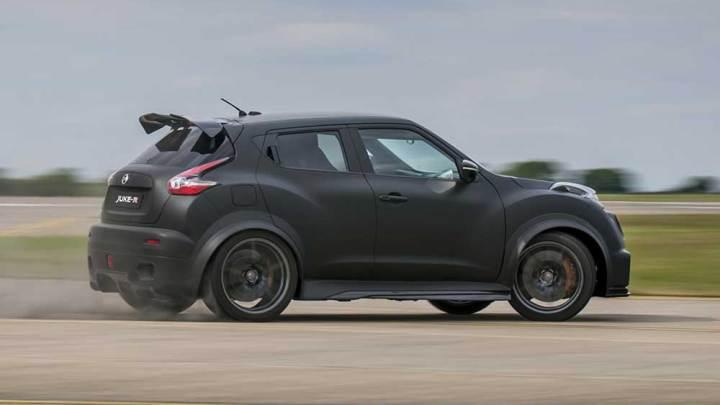 Süperspor crossover: Nissan Juke R