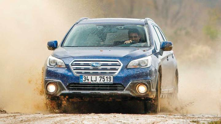 Her yola uygun: Subaru Outback