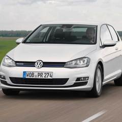 VW Golf'e 1.0 lt'lik BlueMotion versiyon