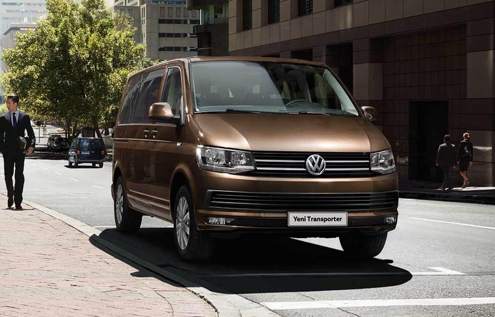 Yeni VW Transporter 57 bin 760 TL