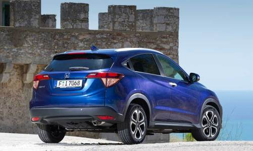 Yeni Honda HR-V'nin fiyatı ne?