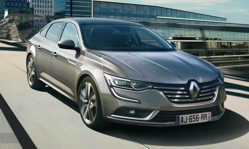 Renault'nun yeni orta sınıf sedanı: Talisman