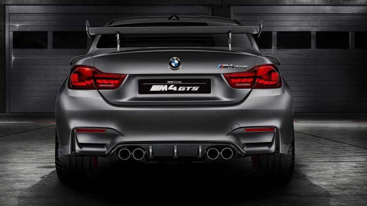 BMW'den M4 GTS konsepti