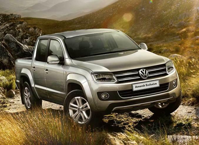 VW AMAROK EXCLUSIVE