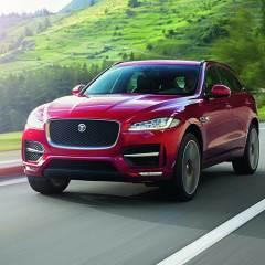 Jaguar'ın ilk SUV'u: F-Pace