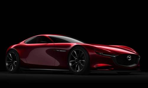 Mazda rotary motora geri dönüyor