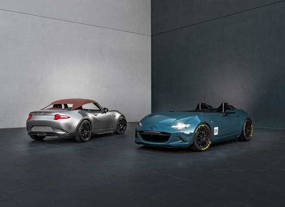MAZDA MX-5 SPYDER VE SPEEDSTER