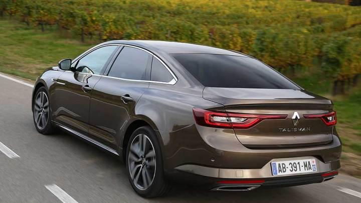 Renault Talisman 100 bin 500 TL'ye Türkiye'de