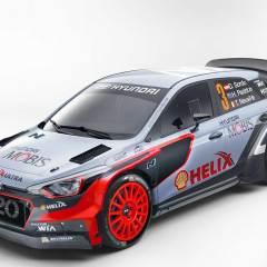 Yeni Hyundai i20 WRC göreve hazır