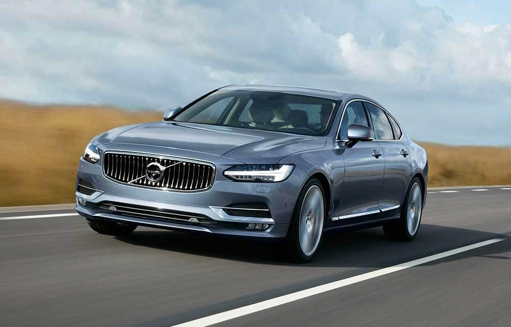 Yeni Volvo S90 kaç para olacak?