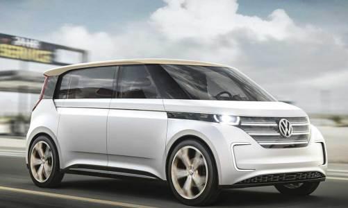 Volkswagen'den geleceğin microbus'ı