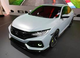 HONDA CIVIC HB PROTOTYPE