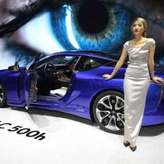 Lexus'dan sıradışı hibrit: LC 500h
