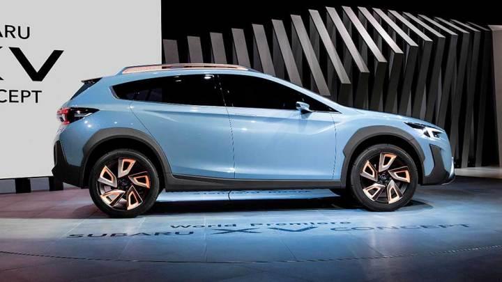 Yeni Subaru XV böyle olacak