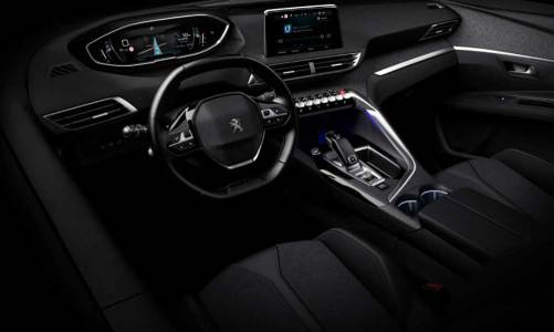 Peugeot i-Cockpit'in geleceği