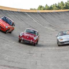 Porsche ve Pirelli'nin klasik işbirliği