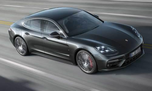 Yeni Porsche Panamera'ya merhaba