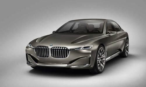 En lüks BMW 2020'de geliyor