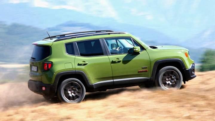 Jeep Renegade'i şimdi al seneye öde