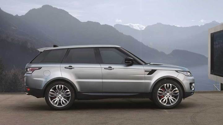 Range Rover Sport'a 2.0 lt dizel motor geliyor