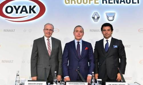 Renault Mais'de görev değişimi