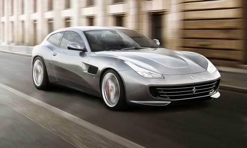 İlk turbo V8 dört koltuklu Ferrari