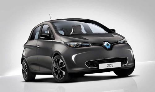 Renault Zoe'nin menzili artıyor