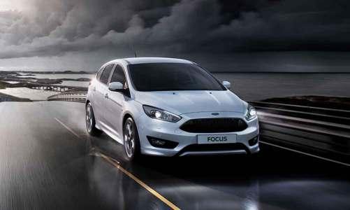 Ford'un ST-Line serisi Fiesta ve Focus'ta
