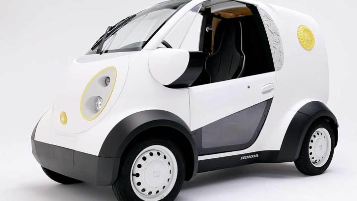 Honda'dan mikro otomobil