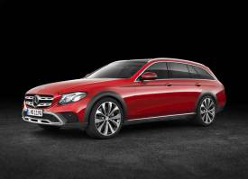 MERCEDES E-SERİSİ ALL TERRAIN