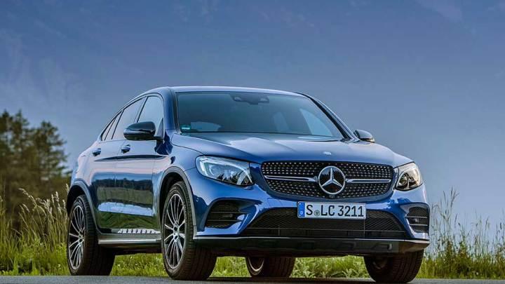 Yeni Mercedes GLC Coupe Türkiye'de
