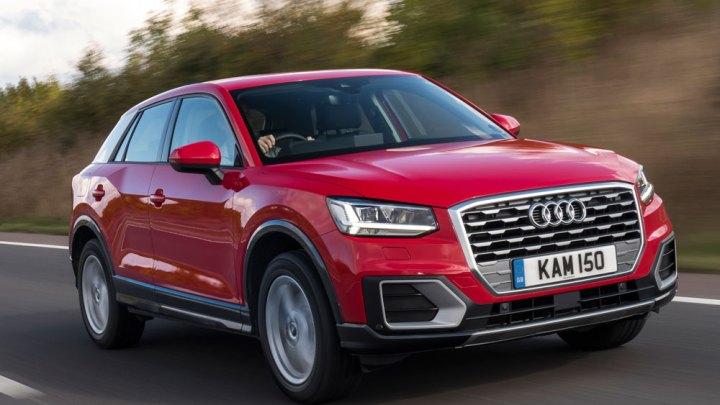 Audi Q2'nin Avrupa satışları başladı