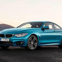 BMW 4 SERİSİ MAKYAJLANDI