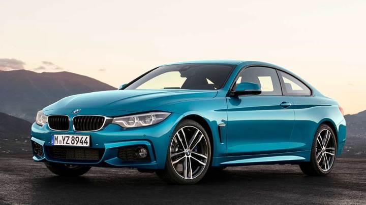 BMW 4 Serisi makyajlandı