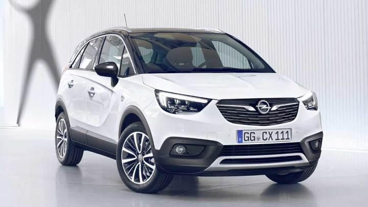 Opel Crossland X kaç para?