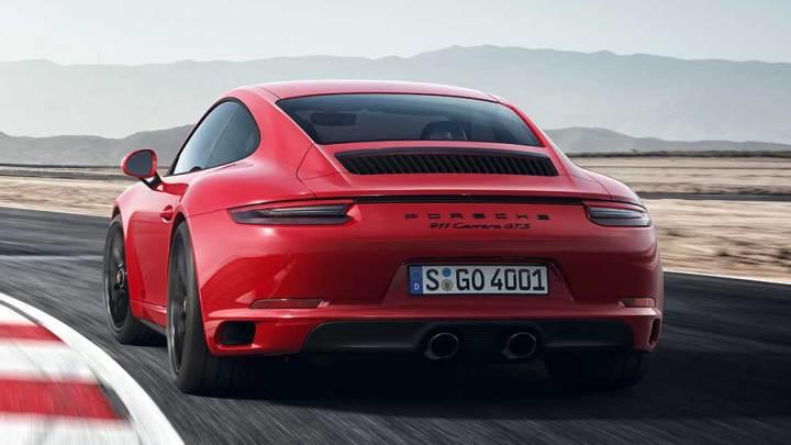 Porsche 911 GTS nisanda Türkiye'de