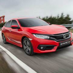 YENİ HONDA CIVIC SEDAN RS KAÇ PARA?