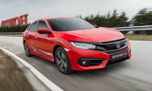 Yeni Honda Civic Sedan RS kaç para?