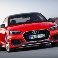 AUDI'DEN 450 HP'LİK RS 5 COUPE