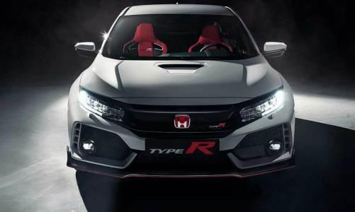 Yeni Honda Civic Type R 320 HP olacak