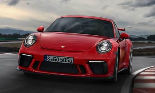 En güçlü atmosferik Porsche 911: GT3