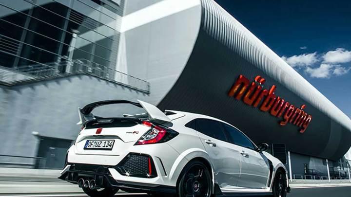 Yeni Honda Civic Type R'dan rekor geldi