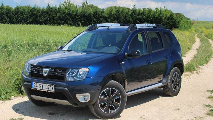 Otomatik Dacia Duster