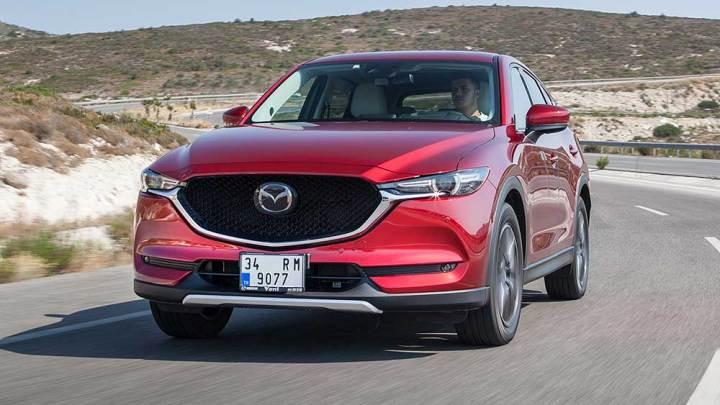 Mazda'dan iki yeni model: CX-5 ve MX-5 RF