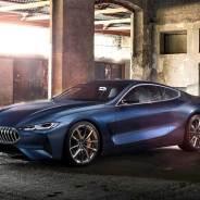 BMW'DEN 8 SERİSİ KONSEPTİ