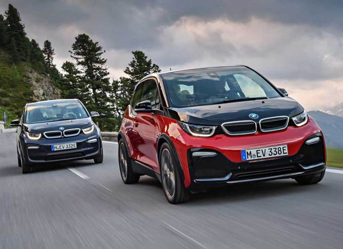 BMW i3S VE i3