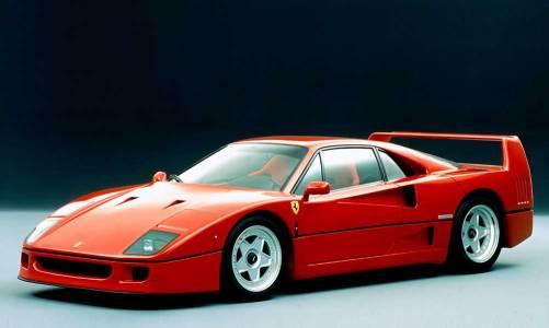 Ferrari F40 otuz yaşında